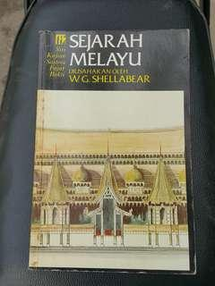 Buku Sejarah Melayu W.G Shellabear