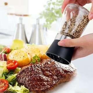 Glass Salt & Pepper Grinder
