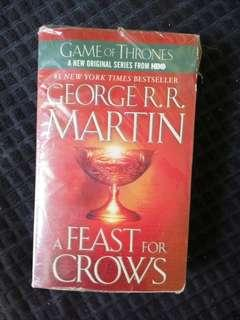 A Feast for Crows George RR Martin