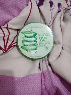 PROMO Nature republic aloe vera 92% soothing gel