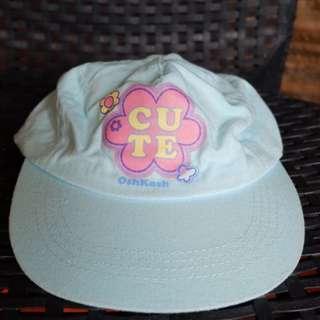 Oshkosh girl's cap