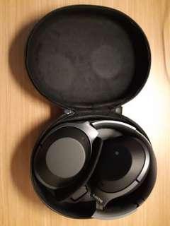 Headphone sony wh-1000xm2 noise canceling. Mulus. Original. Lengkap.