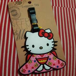 Luggage tag Hello Kitty