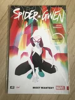 Spider-Gwen TPB 0-4