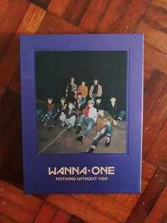 WANNA ONE 'NOTHING WITHOUT YOU' (WANNA VER)