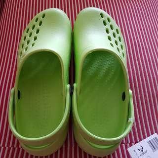 Suecos Clog Loki Lime sandals