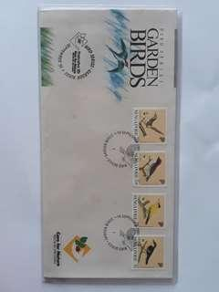 Singapore FDC 1991 with CFN