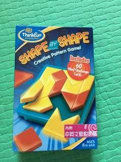 創意幾何拼圖