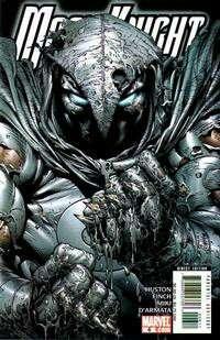 Moon Knight #6 Direct Edition ( Marvel)