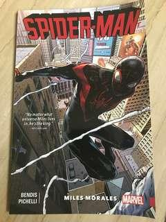 Spider-man Miles Morales TPB 1-3