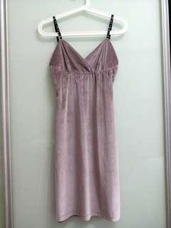 BN Beaded Strap Dress