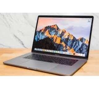 Brand New 15in MacBook Pro