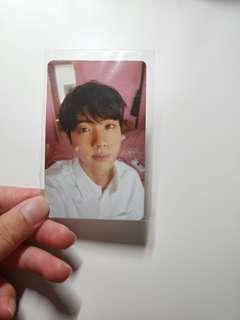 WTS BTS LY HER JIN PHOTOCARD