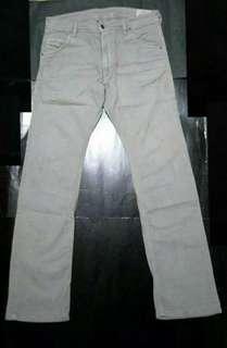 diesel淺灰色貼身skinny窄身牛仔褲 jean
