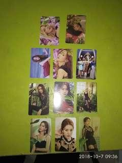 GIRLS GENERATION OH GG ! KIHNO OFFICIAL PHOTOCARD