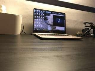 IKEA電腦桌,桌面可換9成新120*60cm