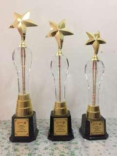 Trophy & medals