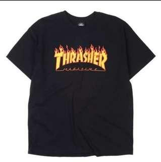 🚚 Thrasher Tee(Insipred)