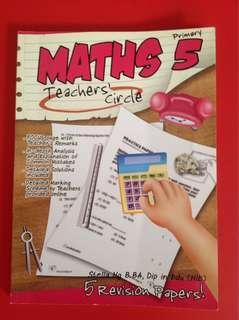 [NEW] Just Education Maths Primary 5 Teachers' Circle