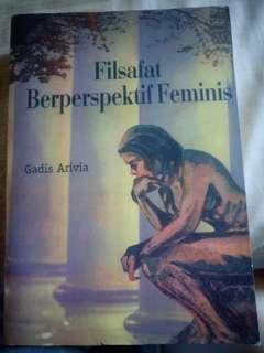Filsafat Berspektif Feminis Gadis Arivia