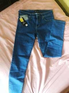 Celana jeans nevada denim blue