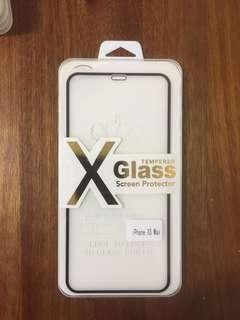 🚚 iPhone XS Max Tempered Glass