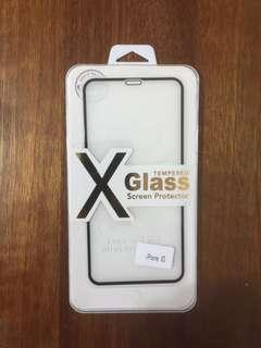 🚚 iPhone XS Tempered Glass