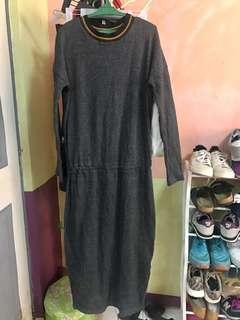 TRF by ZARA long dress brand new condition