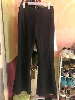 Tailor made square pants like new condition can fit 27 to 29 waistline