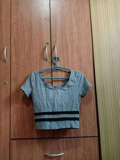 Preloved Cropped Top