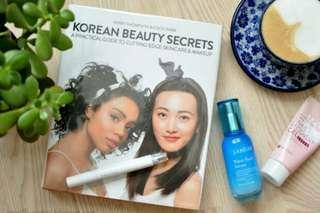 Korean Beauty Secrets: A Practical Guide to Cutting-Edge Skincare and Makeup  by Kerry Thompson