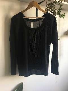 Lorna Jane activewear jumper