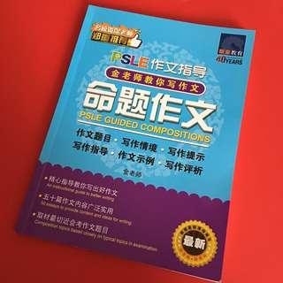 BN PSLE guided Chinese compositions 金老师教你写作文 - 命题作文
