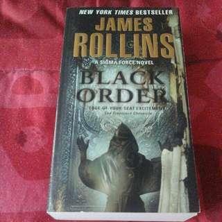James Rolkins ( Black Order )