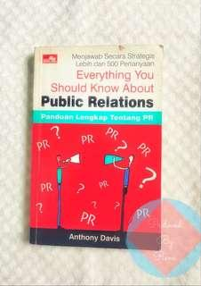 Everything You Should Know About Public Relations