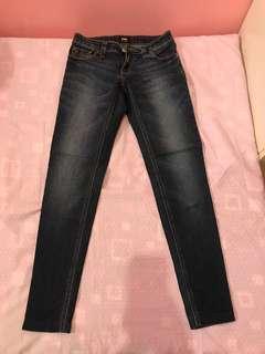 Lee Skinny Jeans size 25