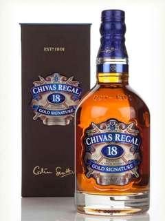 Chivas Regal 18yrs 1L