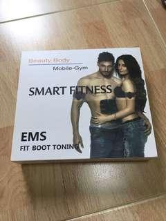 Mobile Gym - EMS Fit Boot Toning