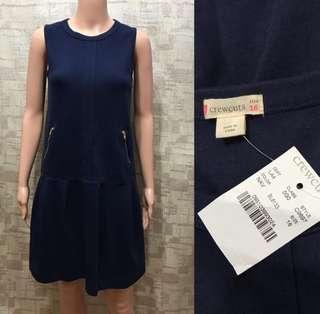 Crewcuts Navy Blue dress