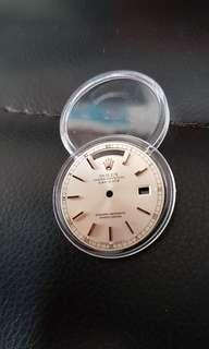 Rolex Day Date President Silver dial for 36mm 118239 18239 18039
