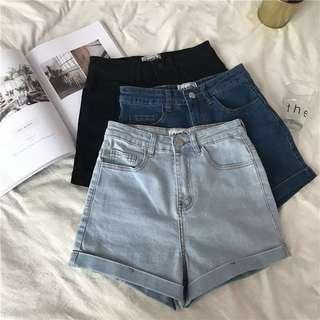[INSTOCK/PO] High Waisted AA Shorts