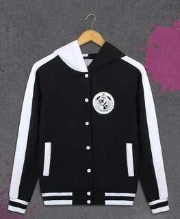 Anime Hoodie Jacket