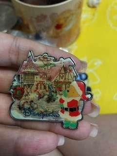 香港迪士尼維尼2008 pin