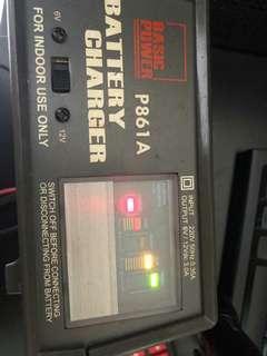 汽車电池充电器