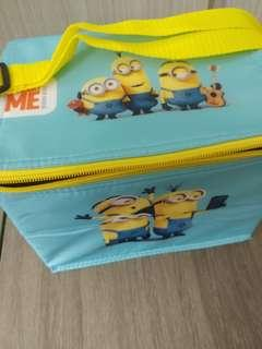 Despicable Me lunch bag