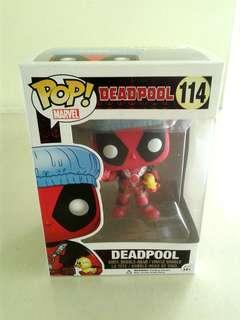 Deadpool Pop Marvel