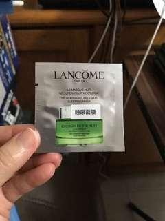 Lancome The Overnight Recovery Sleeping Mask 1ml