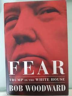 🚚 Fear - Trump in the white house (Bob Woodward)