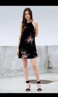 TCL Kasia Floral Printed Dress