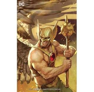 HAWKMAN #1 (2018) First issue! Variant